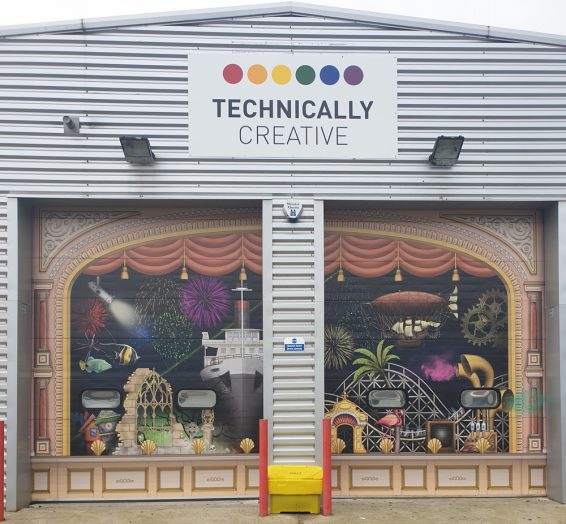 Photo of Meet technically creative, your one stop shop for Immersive Interactive Experiences