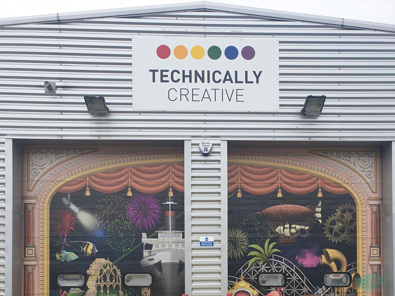 Photo of Want to join the Technically Creative team? Now's your chance!